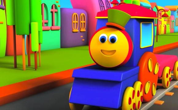 •VIDEO• Bob il treno (alfabeto Italiano)